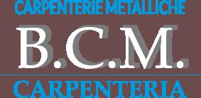 BCM Carpenteria snc a Cesena Logo